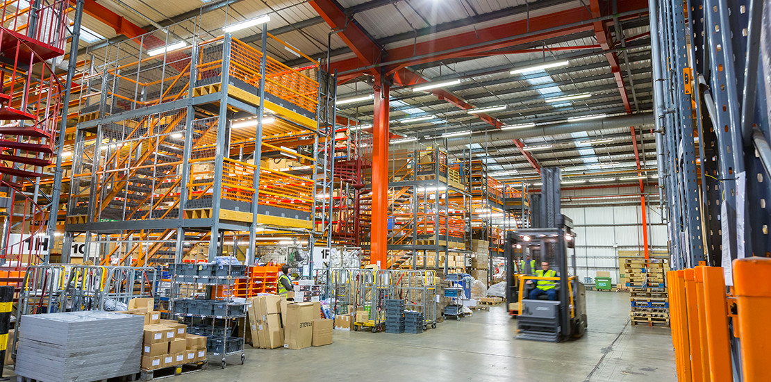 Warehouse and Fulfilment